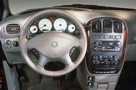 2001 04 dodge caravan consumer guide auto
