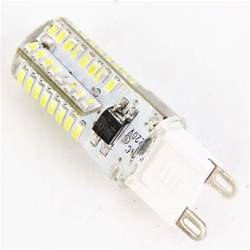 Led G9 Light Bulb G9 Led L Bulb 2 5w 64 Smd Led High Brightness 25w 30w 40w Halogen Replacement Ebay