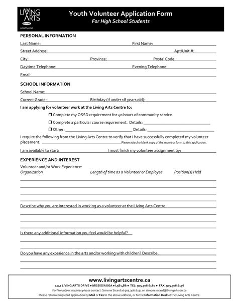 Best Photos Of Volunteer Requirements Template Volunteer Application Form Template Blank Volunteer Application Form Template
