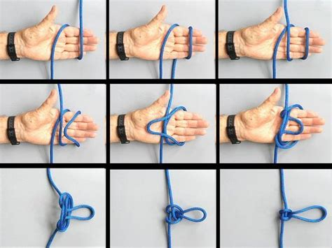 cara membuat yel yel sd 28 macam simpul dan ikatan tali temali dalam pramuka sd