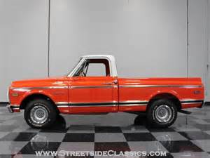 chevy orange 69 cars and trucks