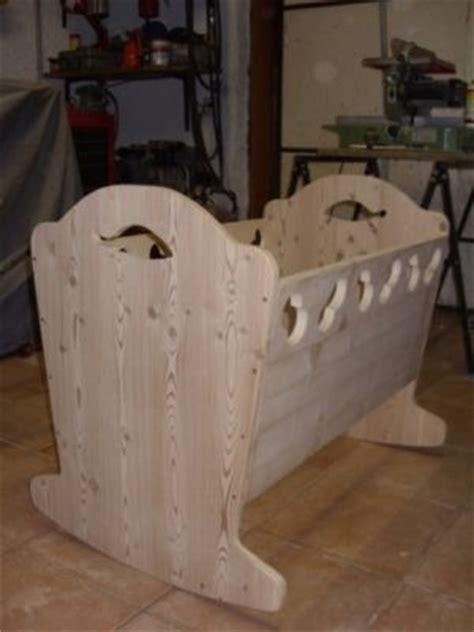 culle di legno culla in legno