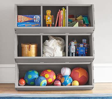 playroom storage containers bulk bins pottery barn kids