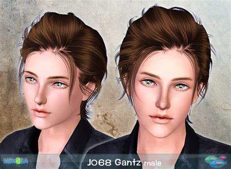 Game Of Thrones Home Decor by Newsea Gantz Hair For Male And Female Donation Sims 3