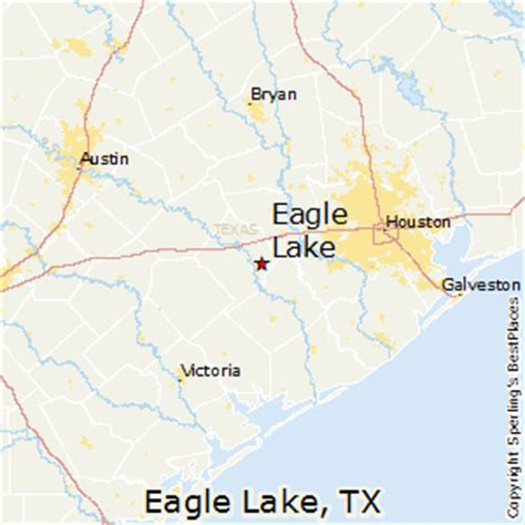 texas eagle map best places to live in eagle lake texas