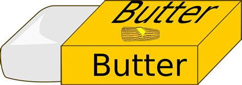 clipart clipart butter clip free clipart panda free clipart images