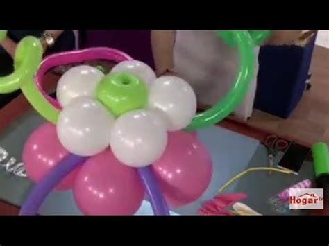 tutorial para decorar con globos globoflexia como hacer guirnalda con globos para decorar