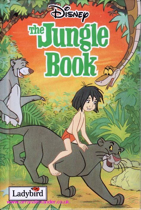 ladybird classics the jungle image the jungle book ladybird 4 jpg disney wiki wikia