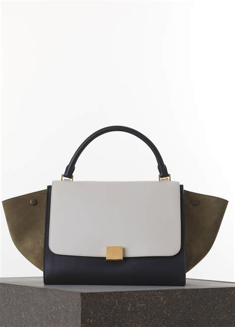 Celline Trapaze trapeze tote bag reference guide spotted fashion