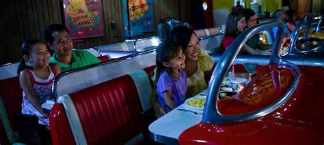 Sci Fi Dine In Theater At Walt Disney World   iDesignArch