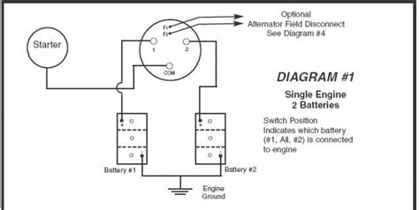 two battery switch wiring diagram 33 wiring diagram