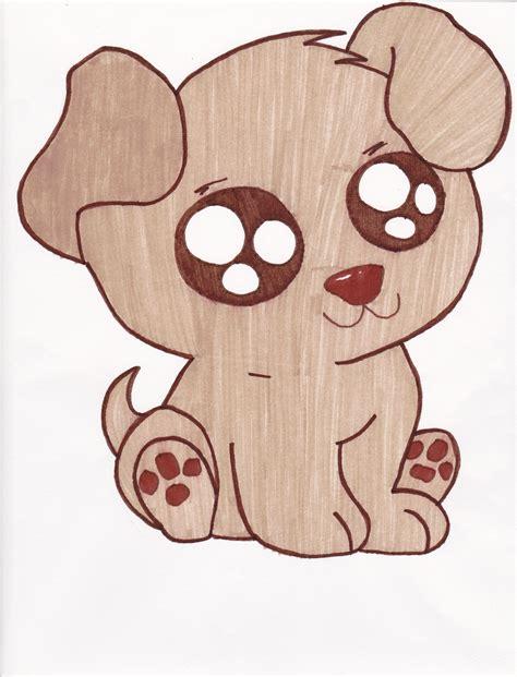 Drawing Kawaii by Drawings Puppies Drawings