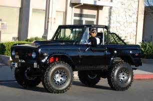 ford classic early bronco timkhana sweet rides