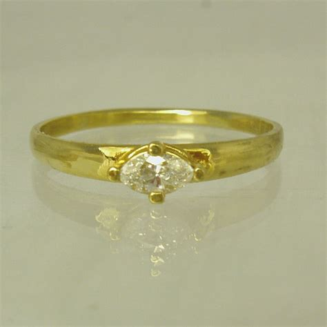 engagement 14 karat gold ring engagement ring