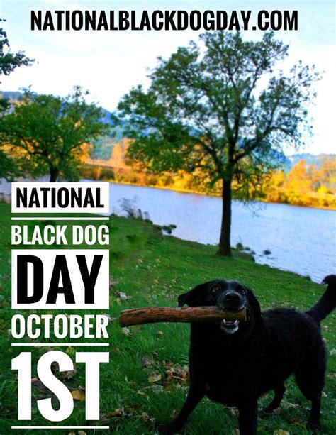 national black day 2017 national day nationaldogday