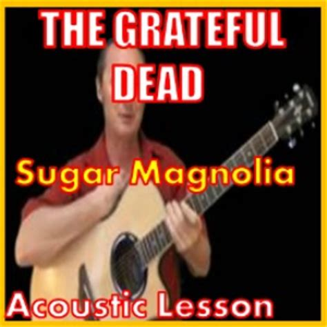 grateful dead sugar magnolia how to play the main riff learn to play sugar magnolia by the grateful dead movies