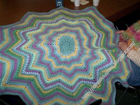 free crochet patterns for round ripple afghan crochet basic round ripple afghan allfreecrochetafghanpatterns com