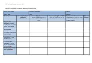 pictures wellness recovery action plan worksheet getadating