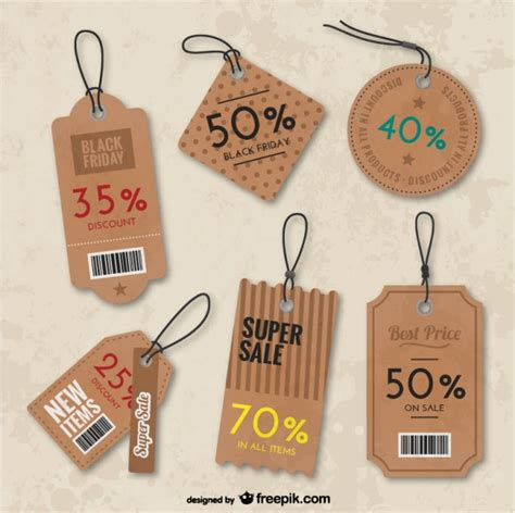Style For Style No More Visible Price Tags by Conjunto De Etiquetas Para Black Friday Descargar