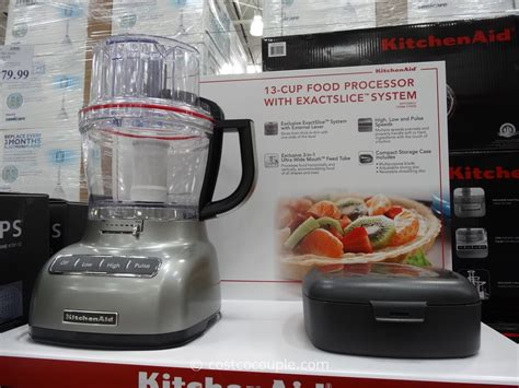 Blender Food Processor kitchen aid food processor kitchenaid 12 cup 3in1 food