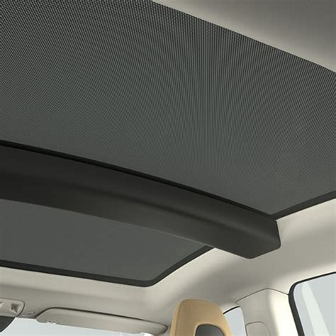tesla inside roof model s panoramic roof sunshades