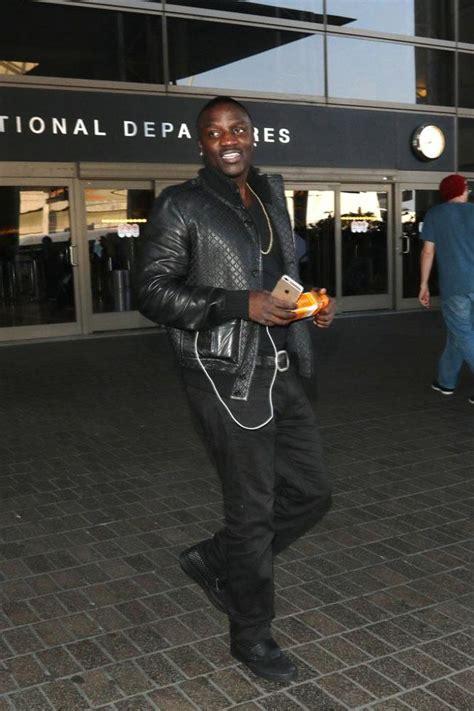 Rapper Akon Has Three by Akon Sued Missing Royalties