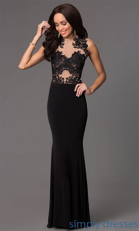 by my michelle lace long gown for prom dinner dresses sleeveless evening gown with a lovely