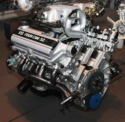Car Engine Types V8 by File 1989 Toyota 1uz Fe Type Engine Rear Jpg Wikimedia