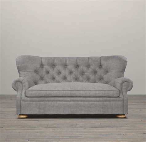 Restoration Hardware Churchill Sofa There S No Place