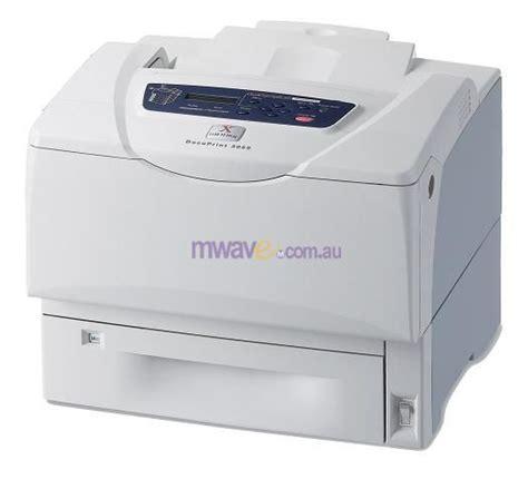 Printer Laser A3 Fuji Xerox Docuprint C3055dx by Fuji Xerox 3055 Docuprint Monochrome Laser Printer