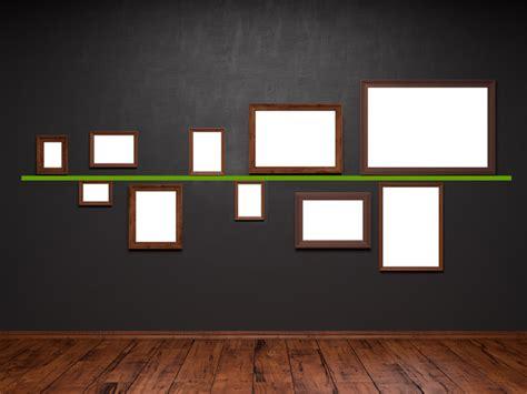 Bilderrahmen Wand Anordnen by Passende Fotorahmen Finden Und Fotos Richtig Anordnen