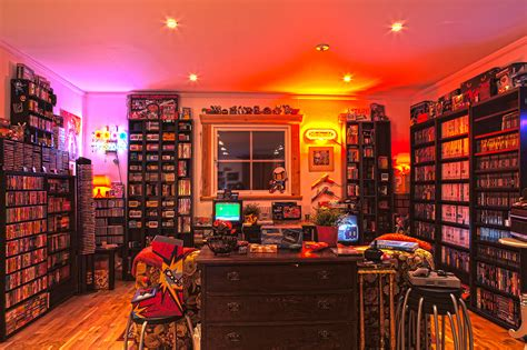 gamer zimmer stopxwhispering s room collection retro gaming