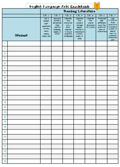 gradebook template gradebook sheets search results calendar 2015