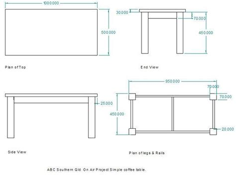 blueprint cabinet coffee table pdf woodwork simple coffee table plans download diy plans
