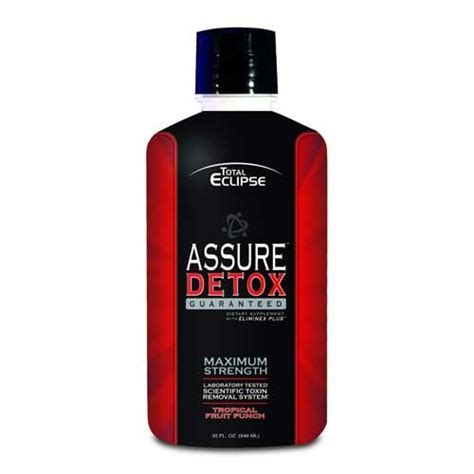 Ratings On Assure Detox by Assure Detox 32oz From Total Eclipse Flavors Available