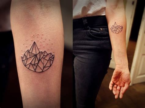 geometric tattoo price minimal forearm geometric tattoo