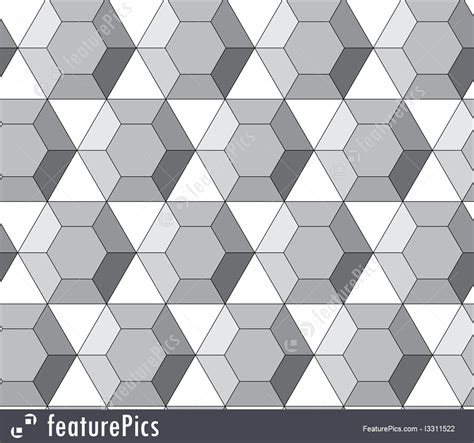 diamond pattern vector illustrator simple geometric vector pattern hexagonal diamonds
