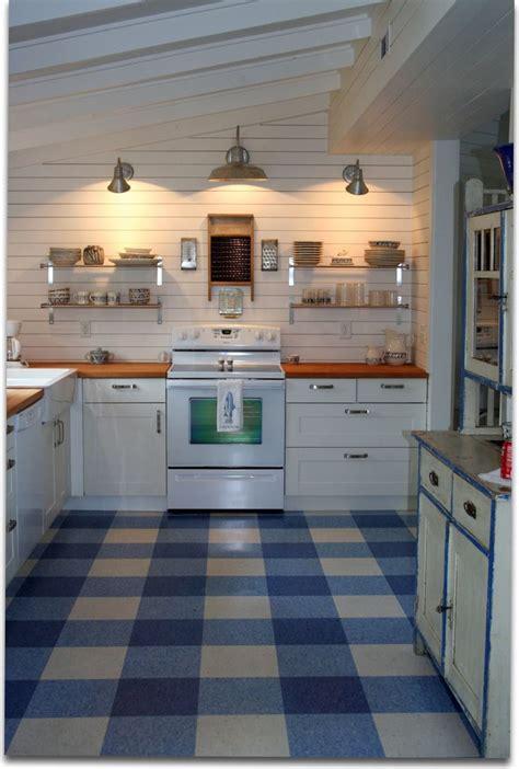 Arriba Beachfront Cottage by Lake Burton Cottage I Did Using Cabinets Vinyl Tiles
