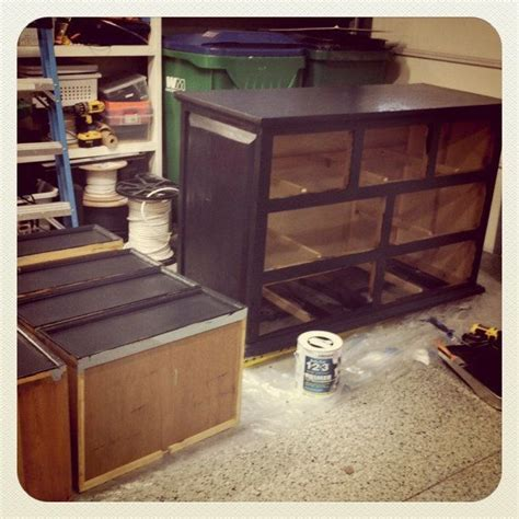 How To Paint A Pine Dresser by Painting Knotty Pine Furniture Paint