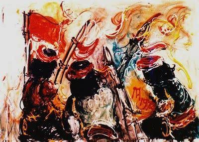 Lukisan Afandi biografi affandi koesoema maestro seni lukis biografi