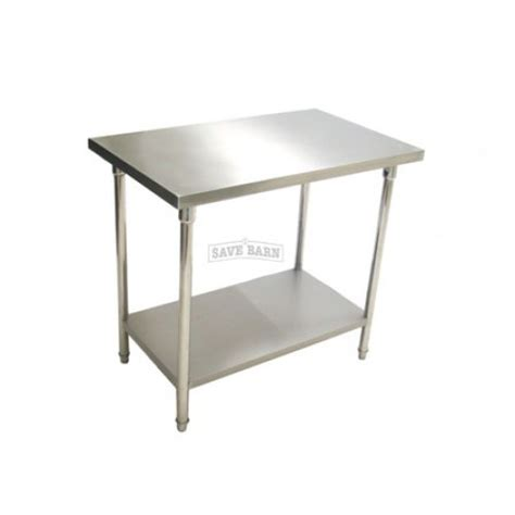 commercial stainless steel benches commercial stainless steel bench countertop 1m