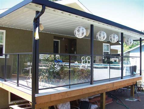 Patio Covers   Castle Deck & Aluminum Products   Vancouver