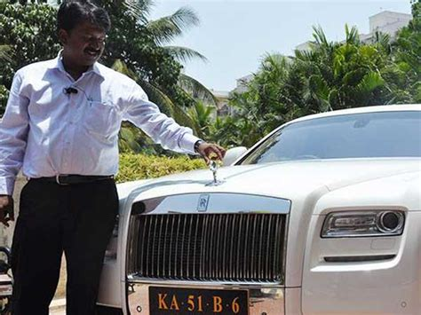 who owns a maybach this bengaluru barber owns a fleet of luxury cars
