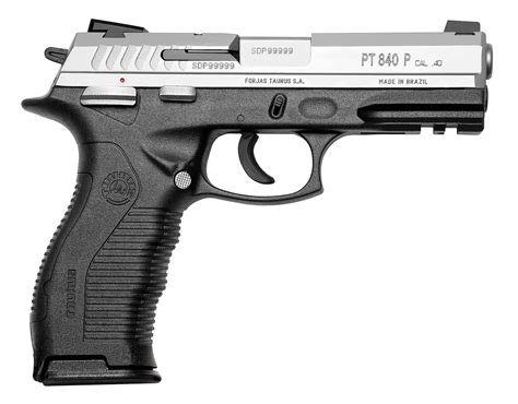 Taurus Pt 840 40s W pt 840 p pistolas taurus armas