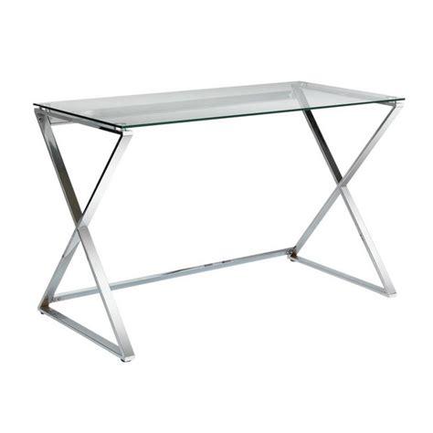 white desk argos buy hygena cortez glass desk at argos co uk your