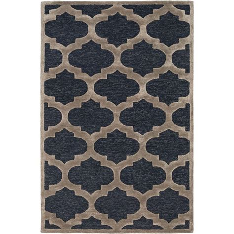 Artistic Rug by Artistic Weavers Arise Hadley Navy 2 Ft X 3 Ft Indoor