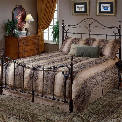 hillsdale bed frame hillsdale bennet bed with bed frame plus size beds