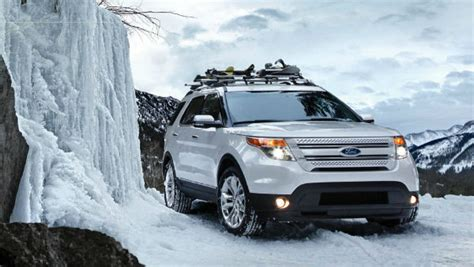 best suv for snow and best suvs in 2014 best best vehicle for snow driving