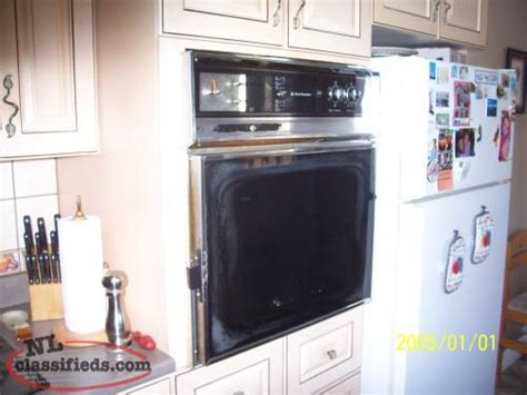 Can A Countertop Microwave Be Built In by F S Countertop Stove Built In Oven And Microwave Mount Pearl Newfoundland