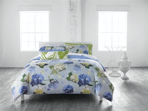 pantone comforter pantone digital hydrangea duvet blissful bedding